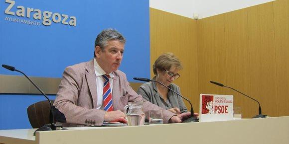 6. El PSOE propone una modificación presupuestaria para que las entidades sociales dispongan de 22 millones de euros