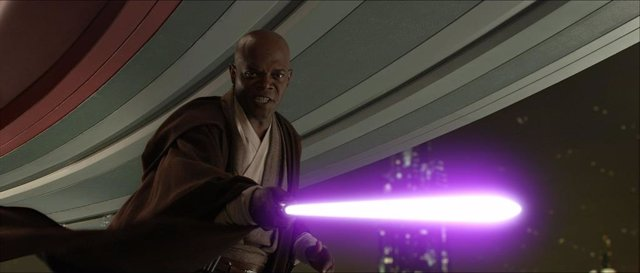 Samuel L. Jackson en Star Wars III
