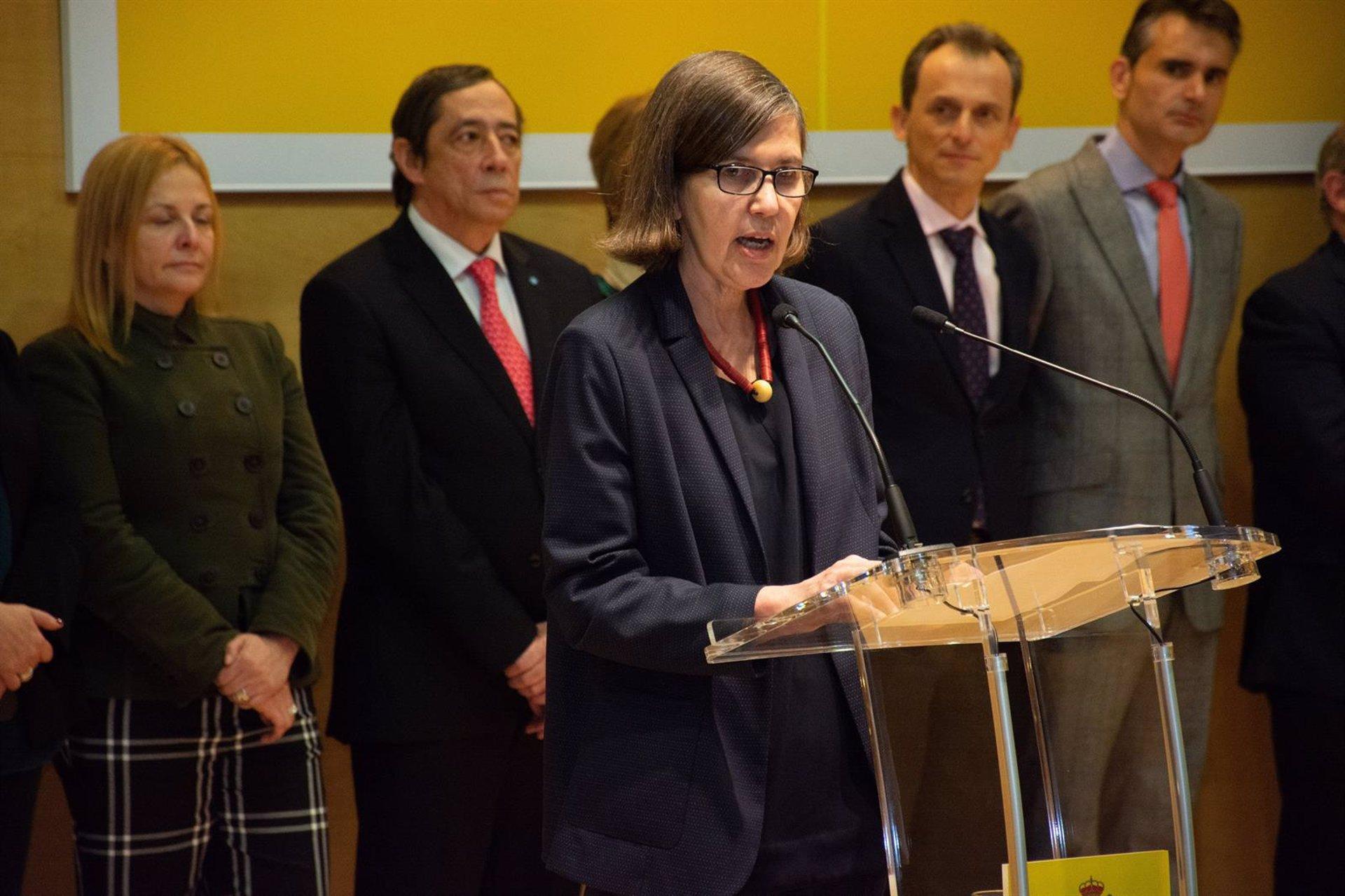 María Luz Morán, nueva rectora de la UIMP con «gran responsabilidad añadida» por ser la primera mujer en dirigirla