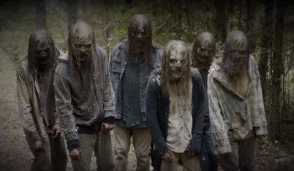 The Walking Dead incluirá una aterradora escena de los cómics con los Susurradores