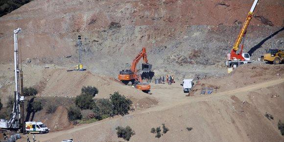 7. Comença el desplegament de la Brigada de Salvament Miner per a rescatar Julen