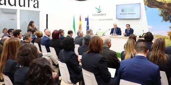 3. La provincia de Badajoz apuesta por el turismo inteligente con iniciativas como paneles o wifi en los municipios