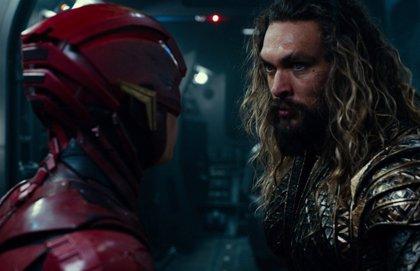¿Conecta la escena postcréditos de Aquaman con Flashpoint?