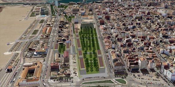 6. El nou pla del Cabanyal inclou la solució per a Bloc Portuaris i límits per a apartaments turístics