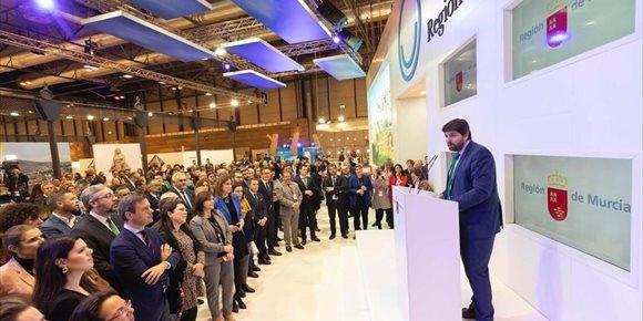 3. López Miras promete que si gana las elecciones en mayo trasladará la Consejería de Turismo a Cartagena