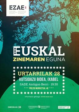 Cartel de Euskal Zinemaren Eguna