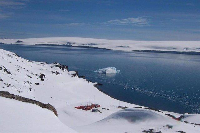 Base española Juan Carlos I en la Antártida