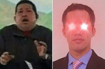 Los memes de la autoproclamación de Guaidó en Venezuela