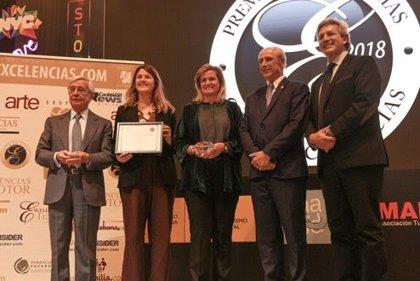 Fundación Osborne obtiene el 'Premio Excelencias Gourmet 2018' por su proyecto de enoturismo accesible