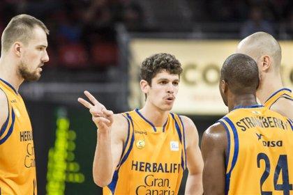El 'Granca' apura sus sueños de 'playoff' en el fortín del Buducnost