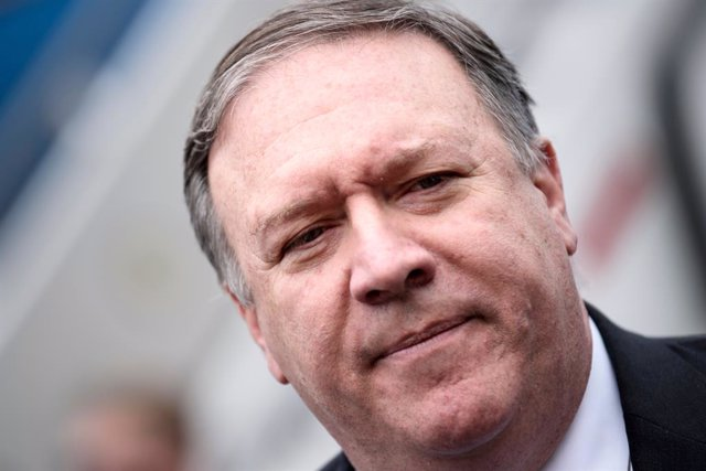 El secretario de Estado de Estados Unidos, Mike Pompeo