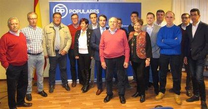 El PP de Valladolid avanza con la designación de 15 candidatos en pueblos, de los que 11 son alcaldes que repiten