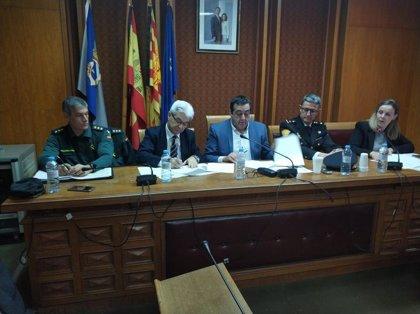 Épila se convierte en el primer municipio aragonés que dispone de Comisión Local de Seguridad