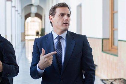 """Rivera habla con Guaidó, al que traslada su """"apoyo"""" para liderar """"una transición democrática"""" en Venezuela"""