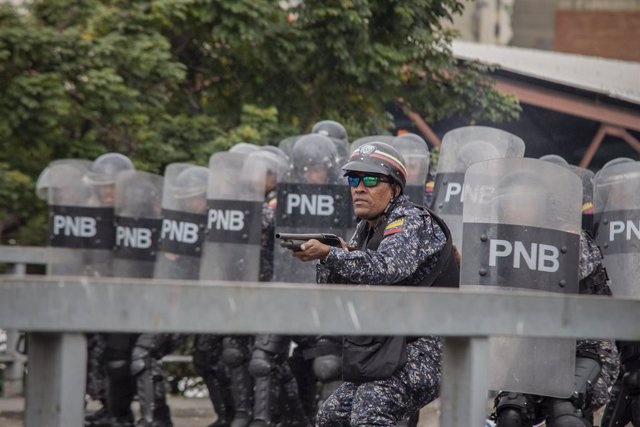 Venezuelans protest against President Maduro