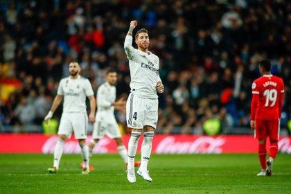 """Ramos: """"Ojalá podamos mantener esta racha que hemos empezado de buenos resultados"""""""