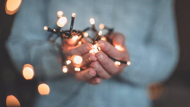 Luz, luces, iluminación