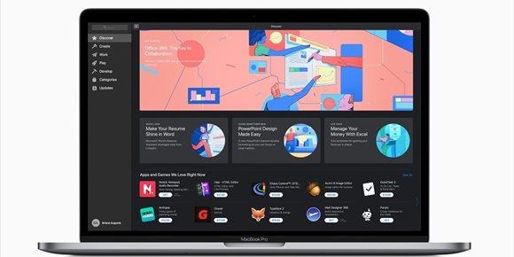 5. El paquete de Office 365 llega por primera vez a la App Store para Mac
