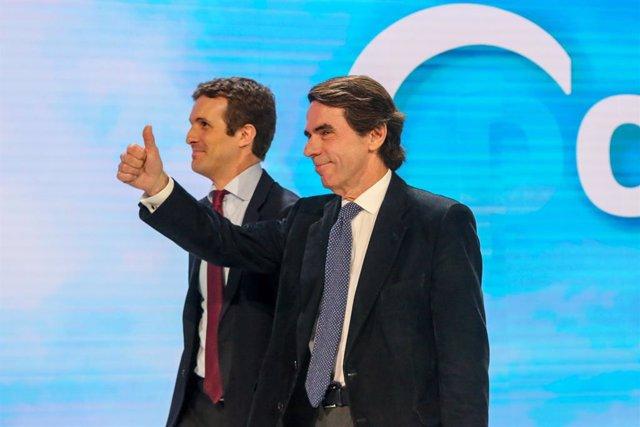 Segunda jornada de la Convención Nacional del PP 'España en libertad'