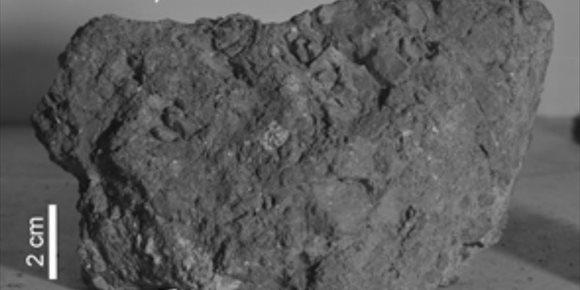 3. Primera evidencia potencial de un meteorito terrestre en la Luna
