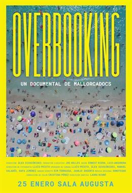 Cartel del documental Overbooking