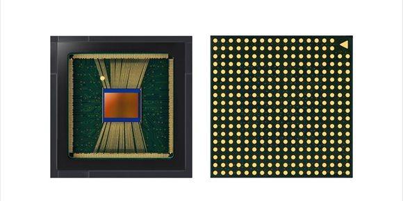 10. Samsung crea un sensor de cámara de 5,1 milímetros y 20 MP para móviles con pantalla sin marcos
