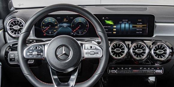 7. 'Mercedes me' amplía sus servicios con Tidal y permite la compra 'online' de productos para el coche