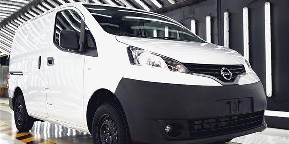 9. La planta de Nissan en Barcelona fabricará la NV200 sólo en su versión eléctrica