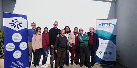 6. El programa 'Segunda oportunidad' subvenciona dos proyectos de drogodepencias en la localidad de Posadas (Córdoba)