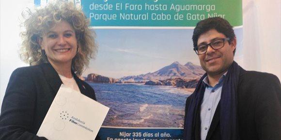 5. Níjar se incorpora a la Red de Ciudades de Cine de Andalucía Film Commission