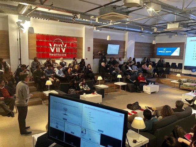 Jornada organizada por ViiV Healthcare