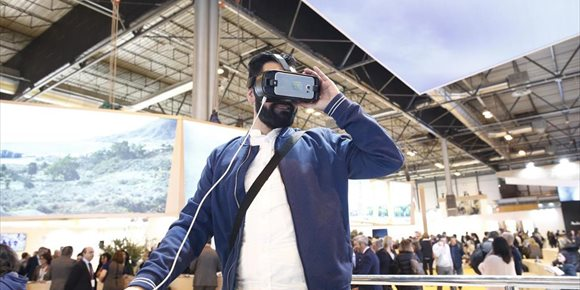 5. La tecnología se hace un hueco en Fitur para promover un turismo más cómodo para el viajero