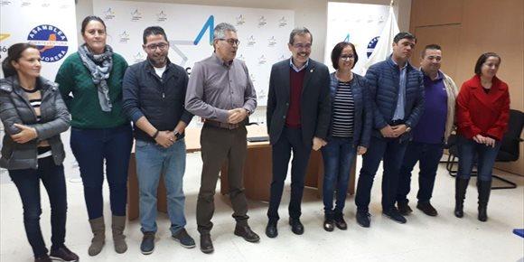 9. Marcial Morales, presidente del Cabildo de Fuerteventura, anuncia su retirada de la política