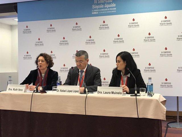 Congreso sobre Biopsia Líquida en Santiago de Compostela