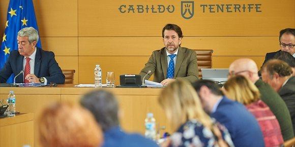 10. El edificio de Plasencia en Cabo Llanos agrieta el pacto CC-PSOE en el Cabildo de Tenerife