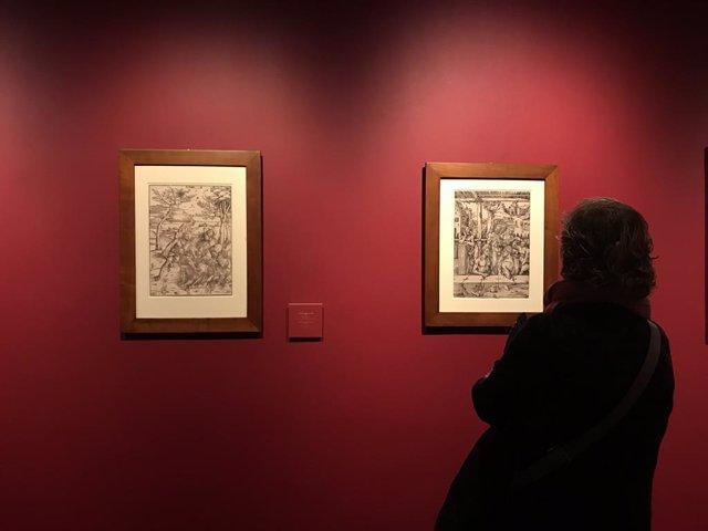 Exposició dedicada a Dürer, mestre del Renaixement