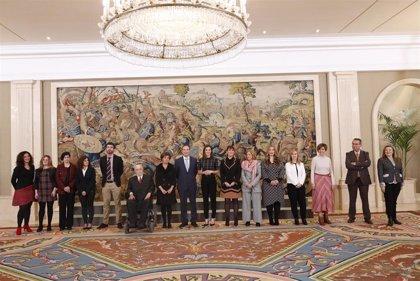 La reina Letizia, interesada en la búsqueda de soluciones para el colectivo de afectados por el daño cerebral