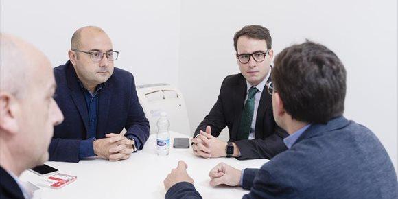 2. 'Costa de Almería' estará conectado con Milán a partir del próximo 2 de abril