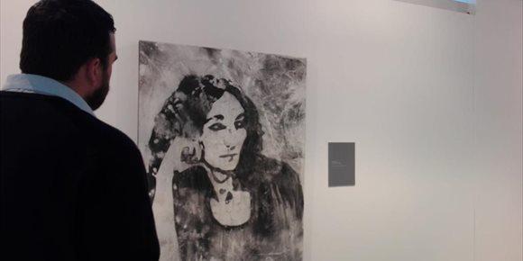 2. La Biblioteca de Andalucía acoge en Granada una muestra que aúna poesía y pintura