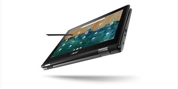 6. Acer amplía sus Chromebook con dos modelos de 12 pulgadas con resistencia a caídas y líquidos