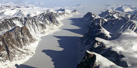 1. Paisajes de hace 40.000 años retornan al 'cálido' Ártico canadiense