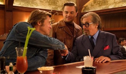 Primeras imágenes de Once Upon a Time in Hollywood con Brad Pitt, Leonardo DiCaprio, Al Pacino y  Margot Robbie