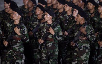 Frente a Venezuela, el Ejército de Nicaragua se mantiene al margen de la crisis sociopolítica del país