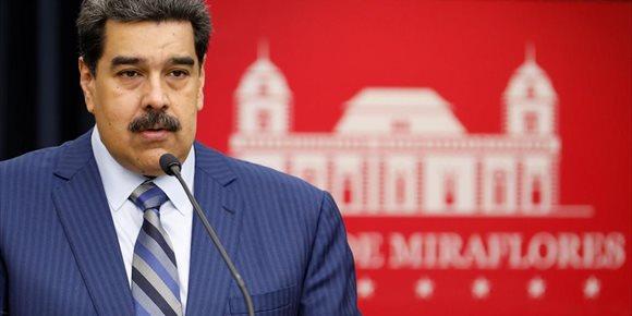 9. Maduro se muestra dispuesto a hablar con Guaidó y Trump para resolver la crisis en Venezuela
