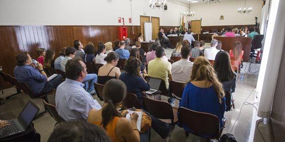 7. Familia del doble crimen de Almonte presenta recurso de nulidad previo al de amparo al TC