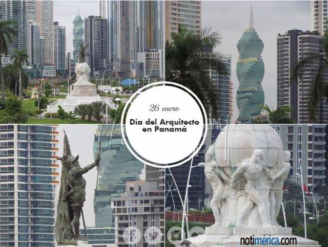 Día del arquitecto en Panamá