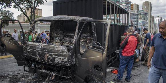 4. Aumentan a 29 las víctimas mortales en Venezuela durante las protestas