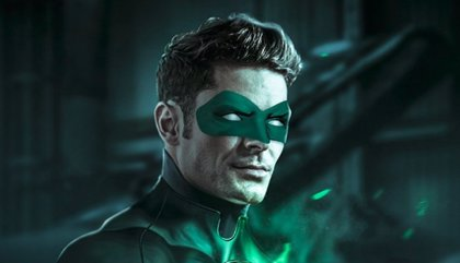 Así sería Zac Efron como el nuevo Linterna Verde de DC