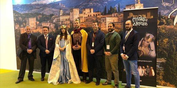 4. Monachil (Granada) presenta en Fitur una visita virtual al yacimiento arqueológico del Cerro de la Encina