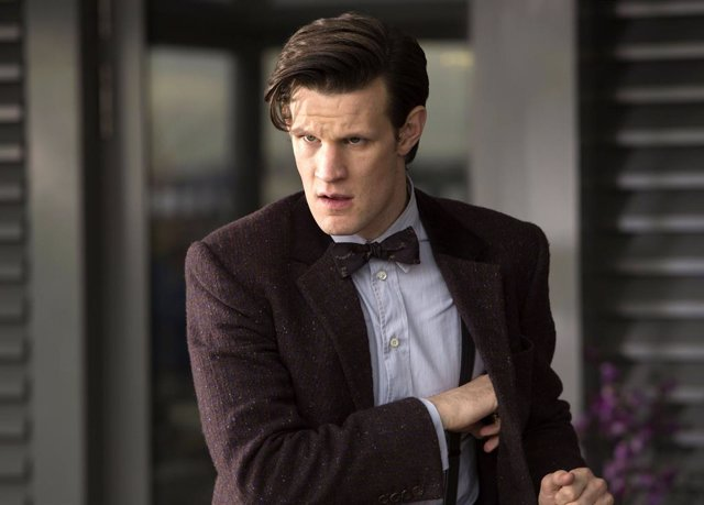 Matt Smith en Doctor Who